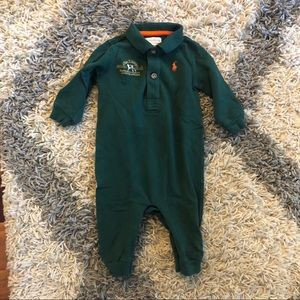 Ralph Lauren Polo Coverall